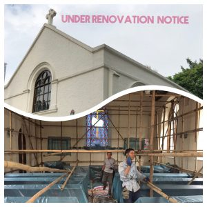 MORRISON CHAPEL To CLOSE for 5-6 WEEKS for REPAIRS The Chapel Trustees informed us at 5pm last Friday 3rd Nov that the Chapel will likely be closed for the coming 5 to 6 Sundays for repairs by the Macau Government Cultural Affairs Bureau. This is good news in that the Government are doing the repairs to the historic Chapel. On Friday 10th it was explained that the roof is in a very bad shape and if not fixed will create a safety hazard. Apparently this is due to white ants in the beams. Until further notice then, and starting Sunday 12th Nov, the 9am weekly Communion Service will meet in the Duggan's flat: 15 A-B Wang Keng Lau Building, Avenida Praia da Grande, Macau (Opposite New Yaohan, the entrance is between ICBC bank and China Construction bank). Thanks to the Duggans for this accommodation.
