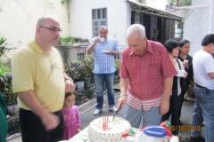 2010-10-10 Triple Birthday Weekend Visitors