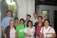 2010-9-3 Visit of John & Jan Wyndham